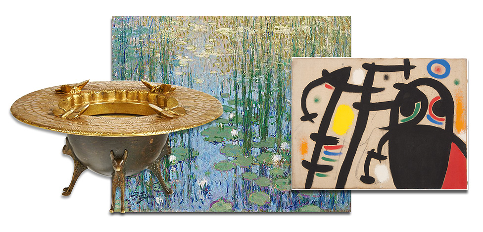 XXVIII Biennale des Antiquaires: грандиозный праздник антикваров