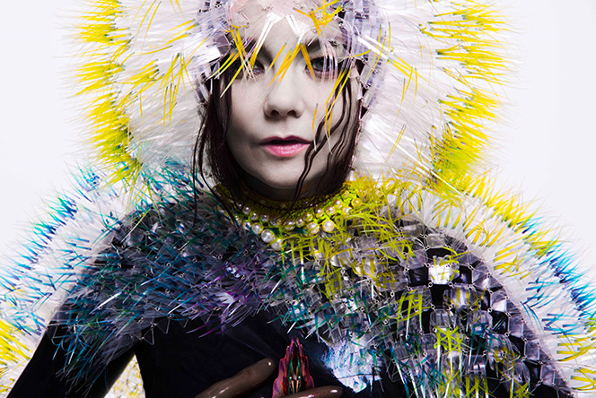 Бьорк (Björk): art+digital