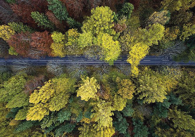 Каспер Ковальский: аэрофотография от архитектора