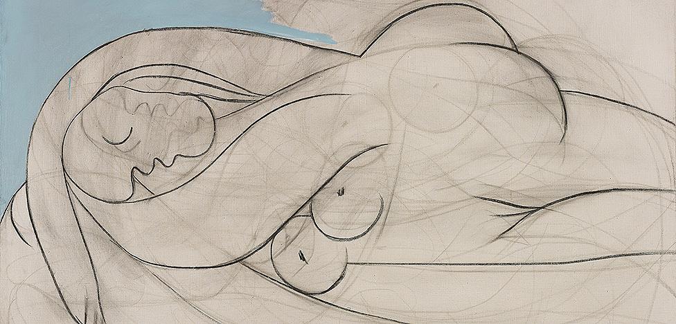 «Спящую обнаженную» Пикассо выставят на торги