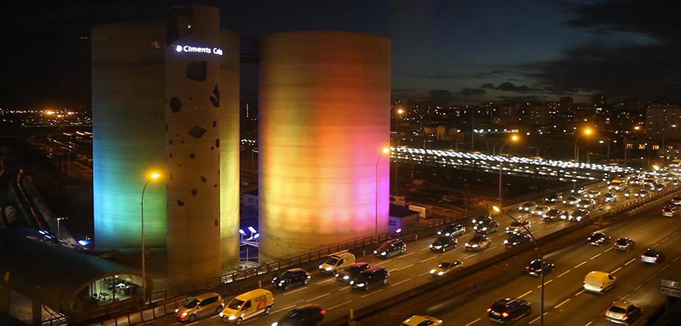 Solar Wind Лорана Грассо: искусство меняет облик города