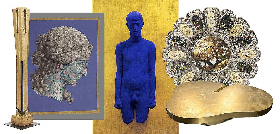 Парижская биеннале антикваров: сокровища и цены