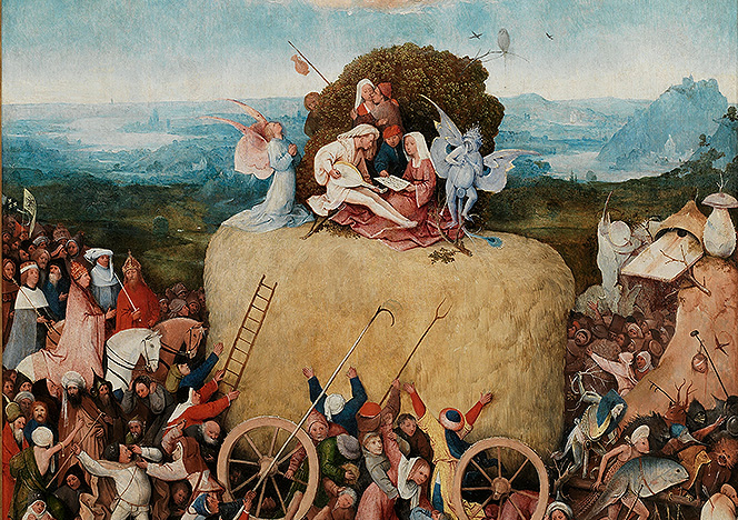 Выставка в Голландии: Европа отмечает 500 лет со дня смерти Иеронима Босха
