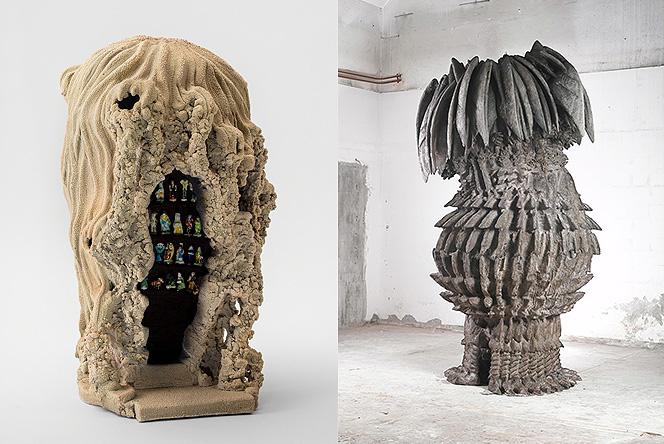 Art Basel 2016: культ геологии