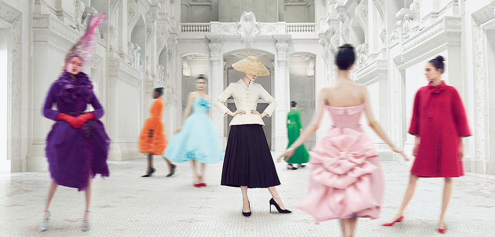 Модному дому Сhristian Dior — 70