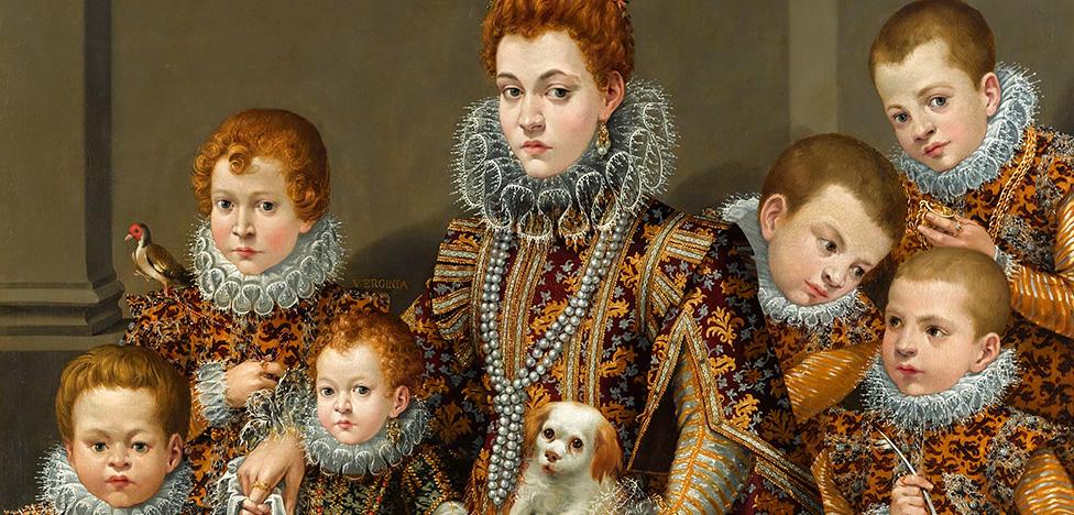 Тайны старой живописи: «жертвы моды» пять веков назад