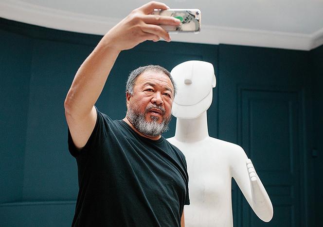 Ай Вэйвэй (Ai Weiwei): Китай в Афинах