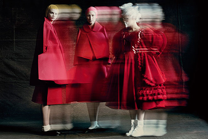 Мода без границ: Рей Кавакубо в музее Метрополитен