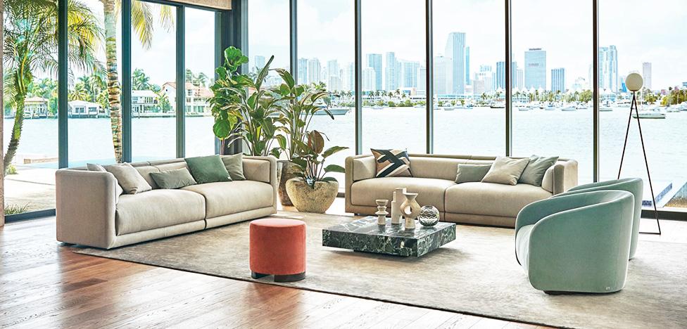 Fendi Casa и дизайн 50-х
