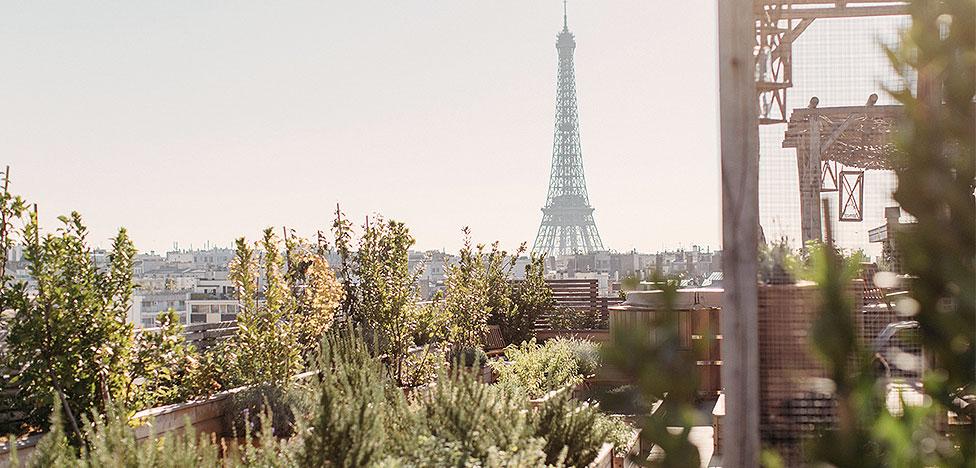 Филипп Старк спроектировал отель Brach в Париже