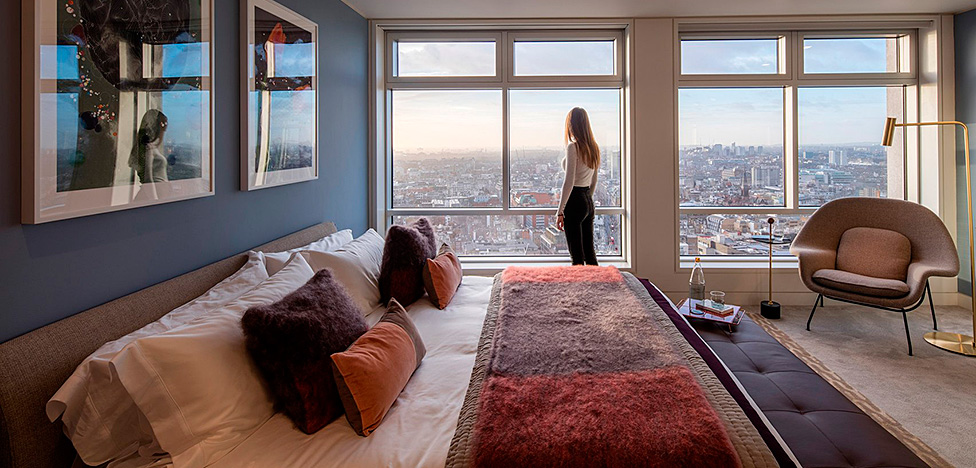 Conran & Partners: новая жизнь небоскреба Centre Point
