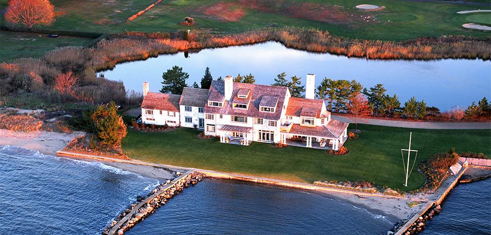 Продана летняя резиденция Кэтрин Хепберн