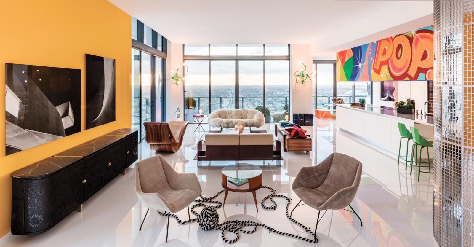 CasaCor Miami: 20 интерьеров для интернациональных клиентов