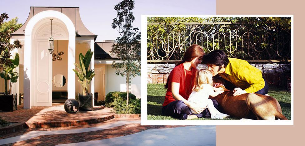 Casa Perfect на вилле Элвиса Пресли
