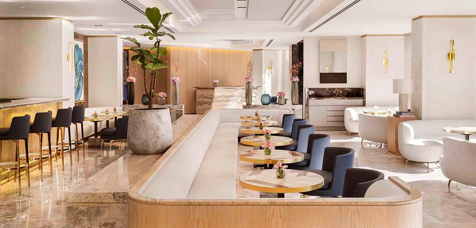 Хайме Бериестайн (Jaime Beriestain): The Оne Hotel в Барселоне