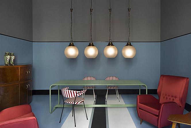 Dimorestudio: новый облик квартиры-выставки