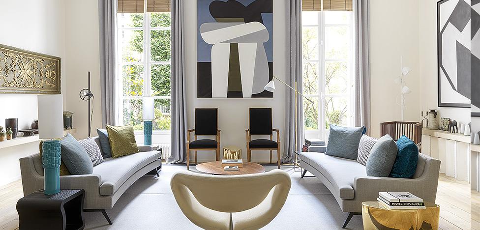 Дизайнер Дидье Гомез: «декор подчиняется арту — и никогда иначе»