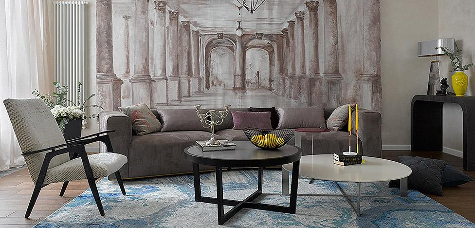 Дизайн-студия Rotonda: квартира для холостяка
