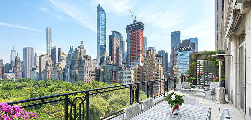 Пентхаус Стинга на Манхэттене выставлен на продажу