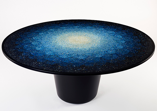 Броди Нейл (Brodie Neill): стол из пляжного мусора