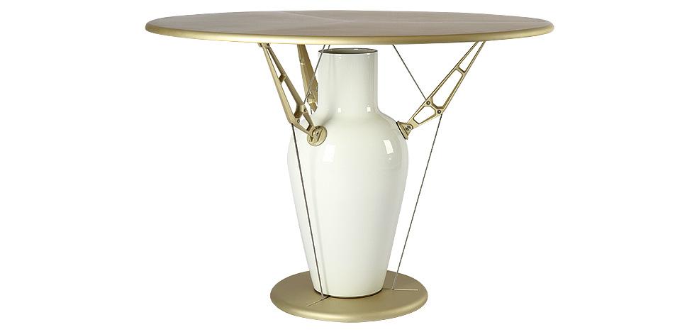 Ноэ Дюшофур-Лоранс (Noé Duchaufour-Lawranсe): фарфоровый стол