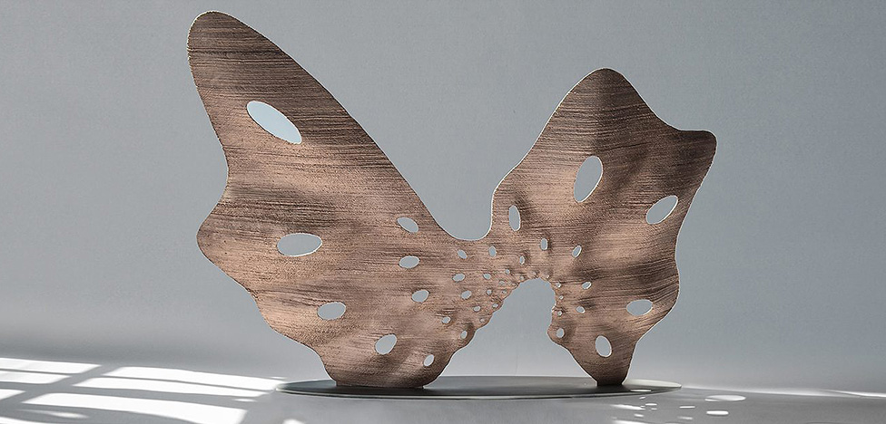 Ширма Butterfly — хит выставки Design Miami/Basel
