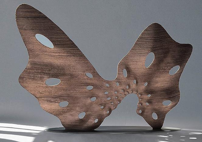 Ширма Butterfly — хит выставки Design Miami/Basel