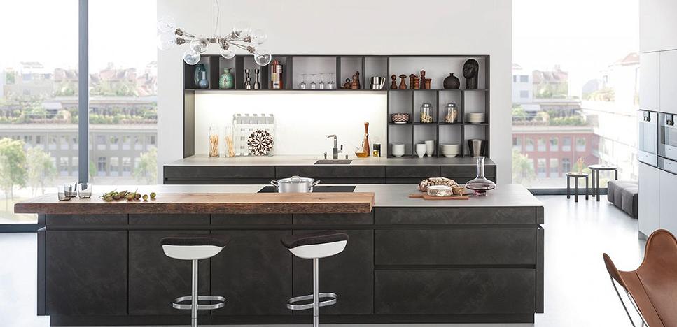 Кухни Leicht: гордость Германии