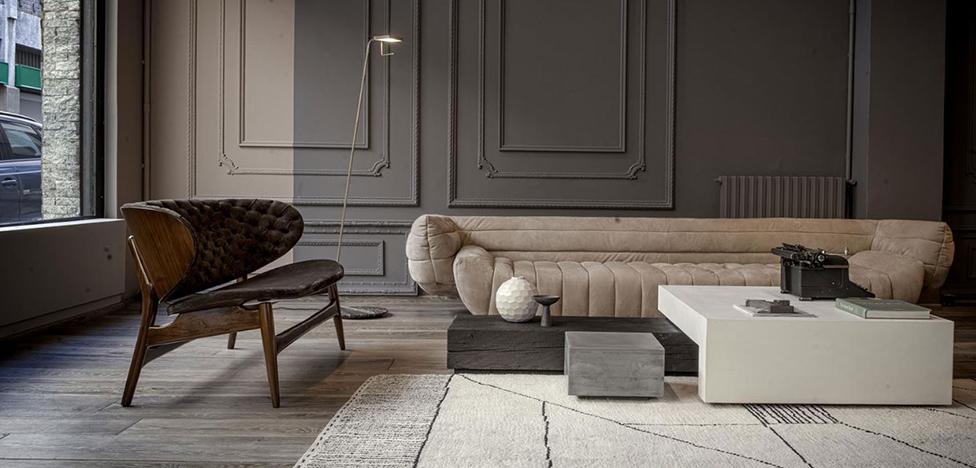 Baxter: кожаная мебель — дорого и модно