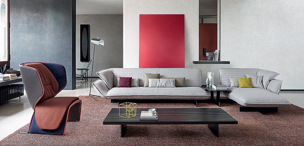 Cassina: интернациональный дизайн и made in Italy