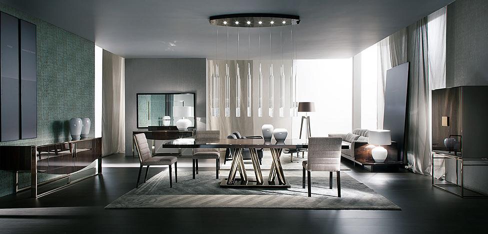 Costantini Pietro: итальянская мебель для дорогих интерьеров