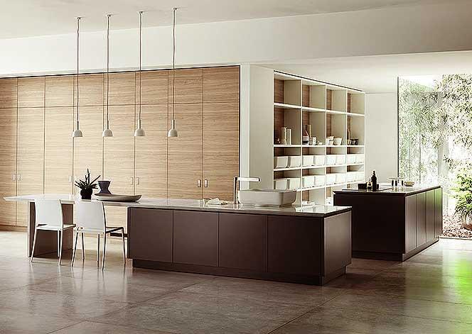 Scavolini: практичные кухни и блестящий креатив