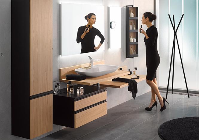 Ванные комнаты VitrА: от универсальных серий до эксклюзивного дизайна