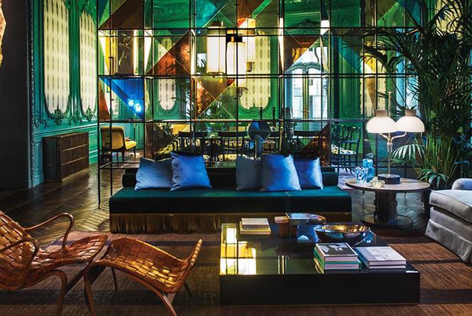 Жизнь в стиле Fendi — бутик-отель в Риме