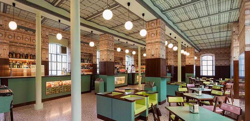 Где поесть и выпить дизайнеру в Милане? 4 адреса