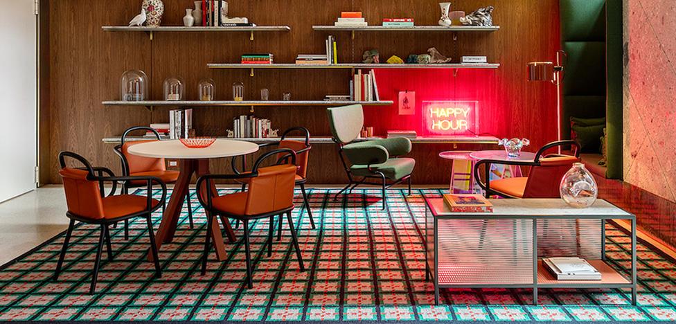 Милан Патрисии Уркиолы: Room Mate Giulia Hotel