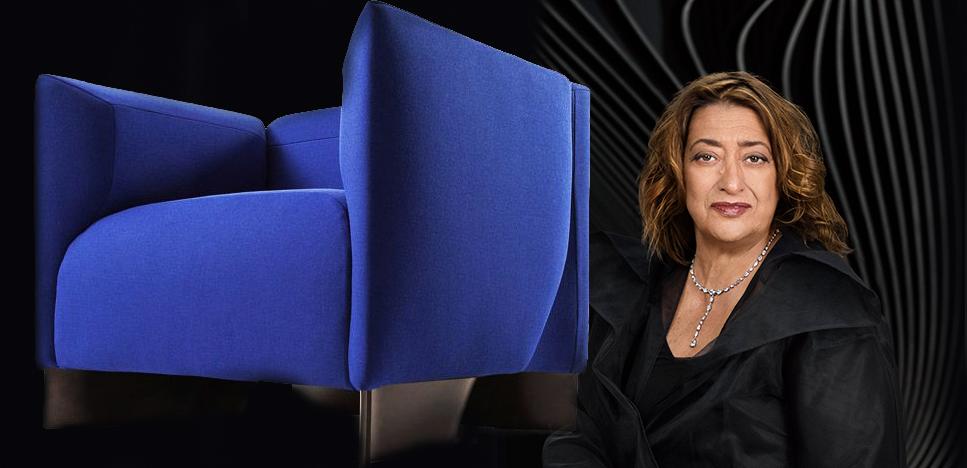 Кресло, стол, полки, ваза: четыре последних шедевра Захи Хадид