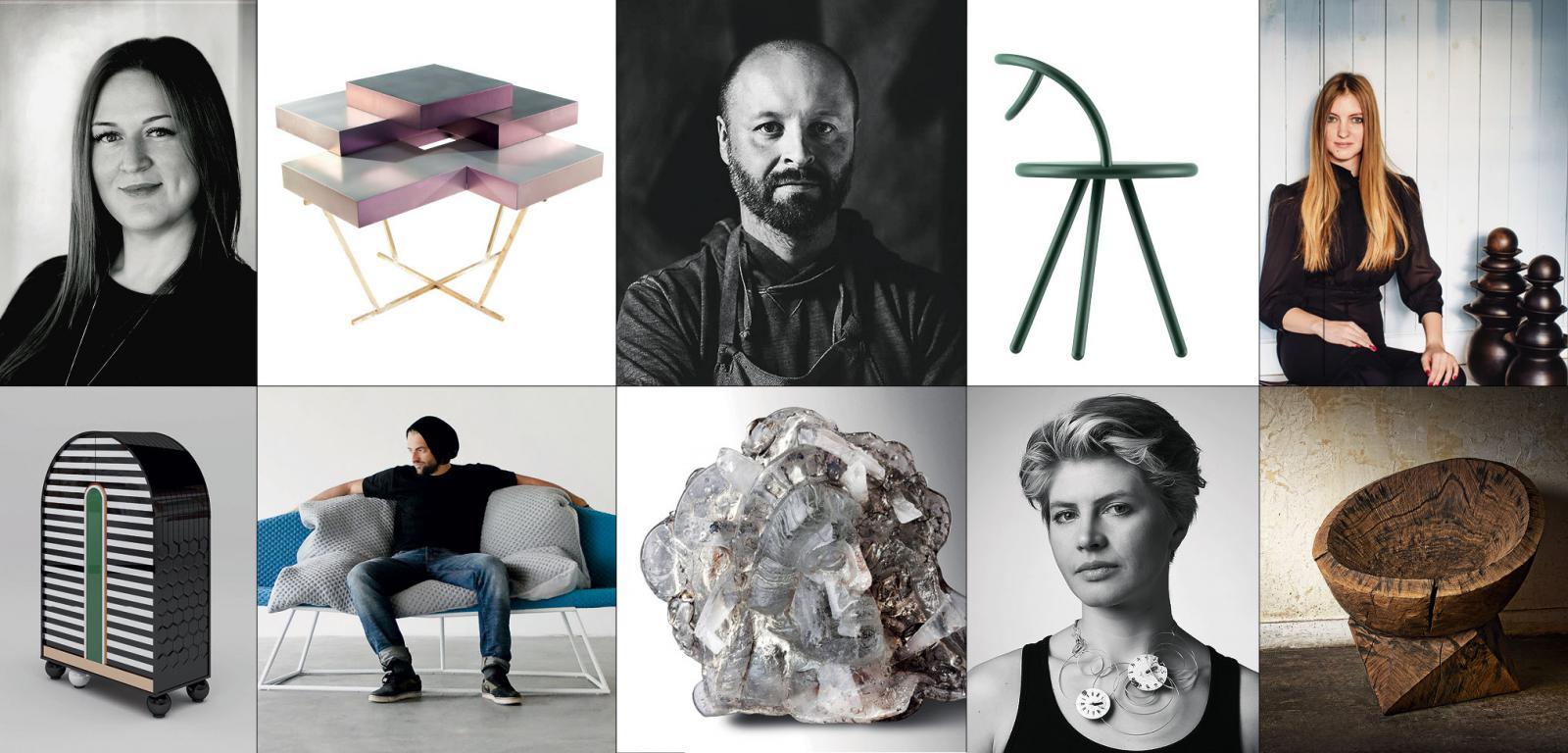 Пять российских дизайнеров