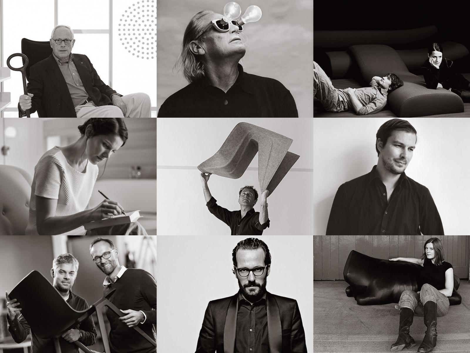 Девять дизайнеров Германии. Лучшие проектировщики страны