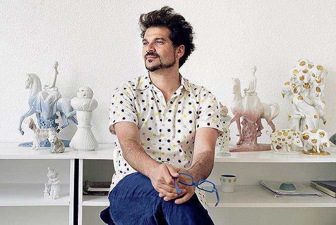 Хайме Айон (Jaime Hayon): между дизайном и искусством