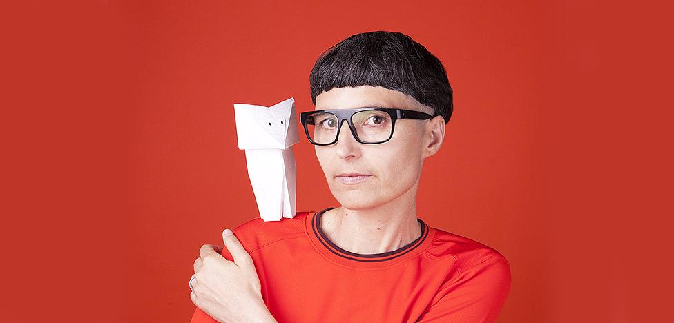 Матали Крассе: дизайнер с прической монаха