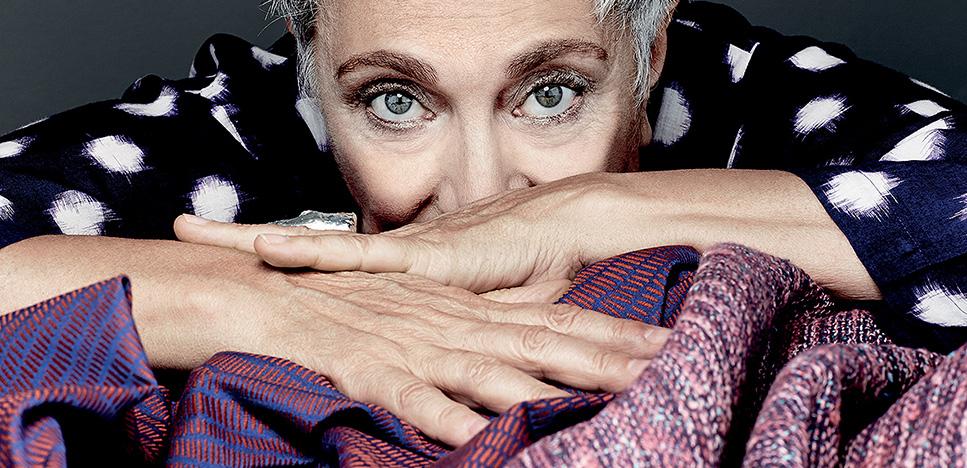 Паола Навоне: человек мира и прима итальянского дизайна