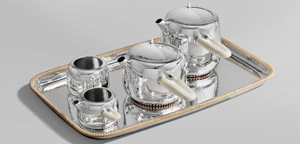 Марк Ньюсон: чайный сервиз за 100 000 евро