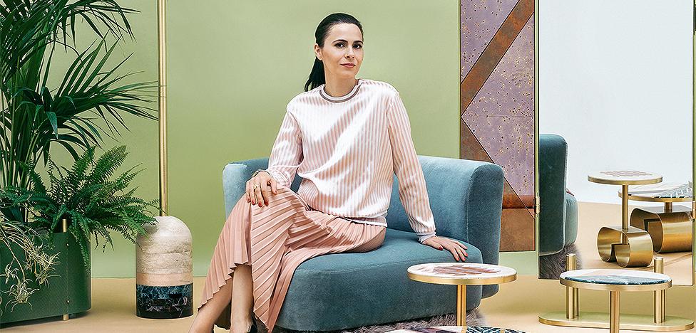 Кристина Челестино (Cristina Celestino): новый фаворит итальянского люкса