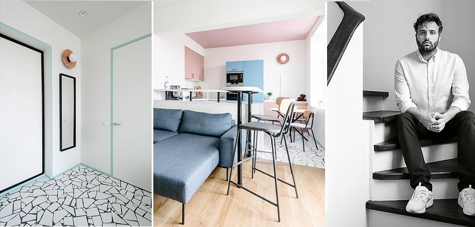Buro5: маленькая квартира без штор