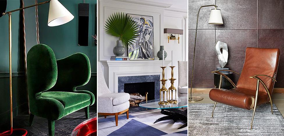 Уютный дом: 50 вариантов для места с любимым креслом