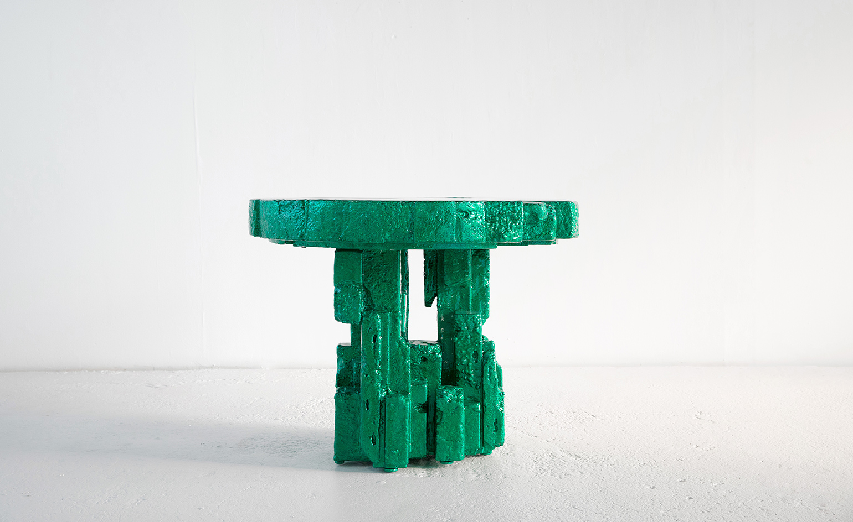 Крис Шанк: неуютный дизайн в галерее Friedman Benda