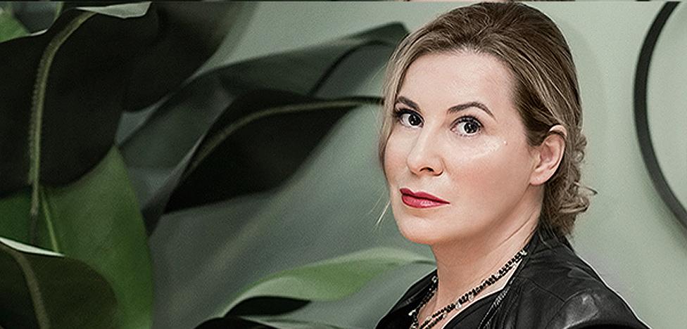 Богатая осень Анны Муравиной
