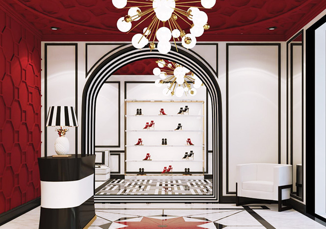 Высокий каблук: московский бутик Aquazzura