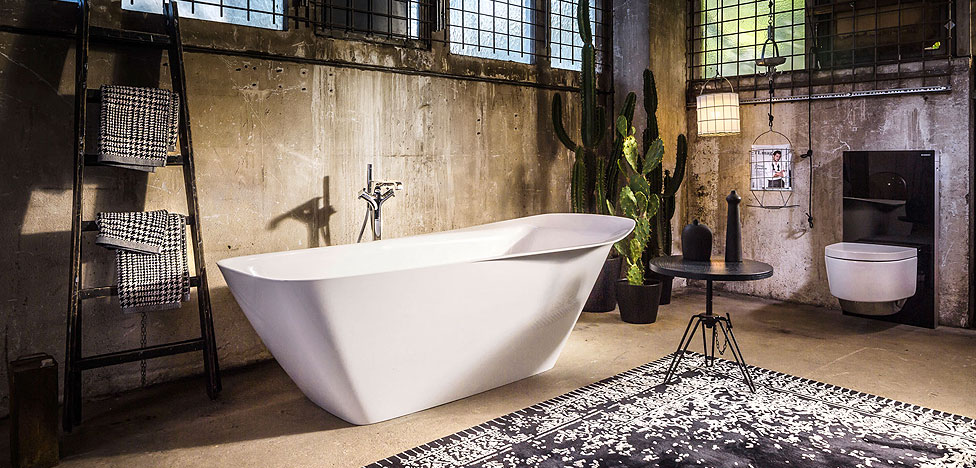 Ванная комната: только для мужчин